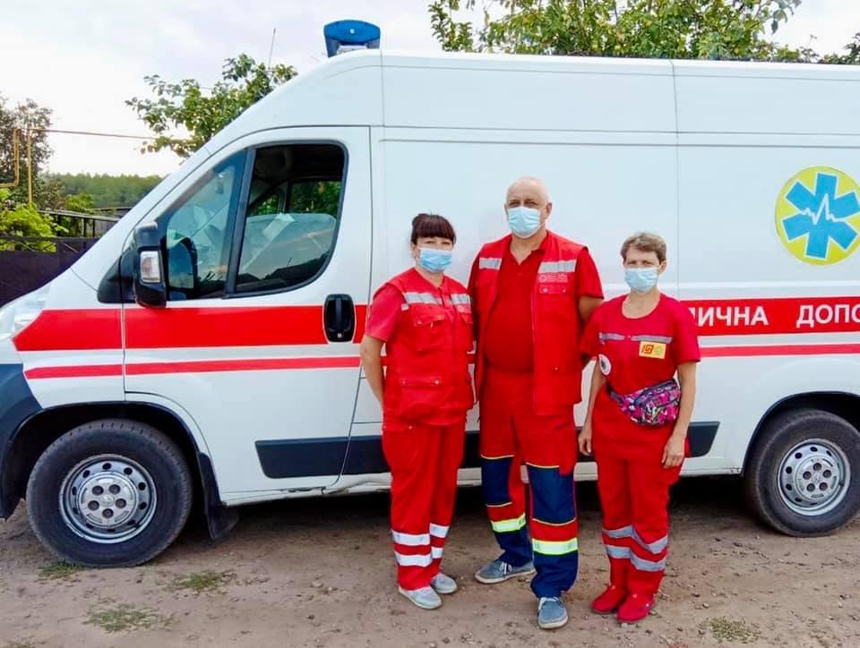 На Харьковщине 73-летняя женщина пережила инфаркт миокарда: медики не дали умереть пенсионерке, - ФОТО, фото-1